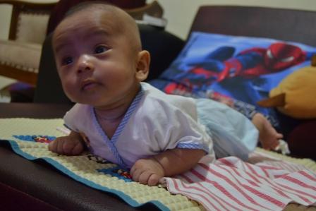 Hafidz 3 bulan